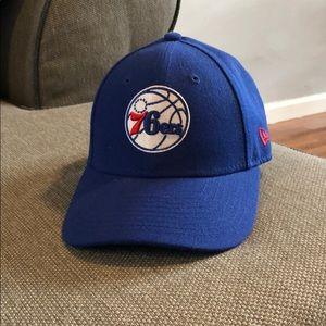 New Era Philadelphia 76ers Cap